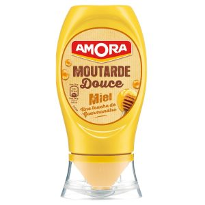 French Mustard Amora - My French Grocery