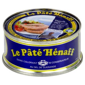 "French Terrine ""Henaff"" - My french grocery"