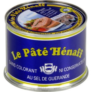 "French terrines ""Henaff"" - My french grocery"