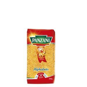 Pasta Alphabet Panzani