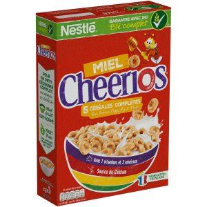 Cheerios Honey Cereals