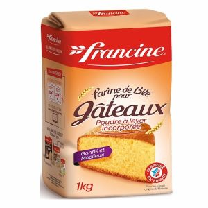 Wheat Flour For Cakes Francine
