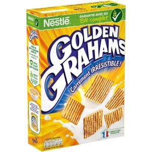 Golden Grahams Cereals
