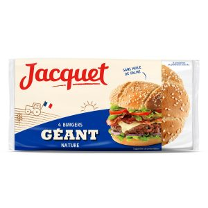 Giant Hamburger Bread Jacquet