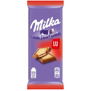 Milk & Biscuit Chocolate Milka X2