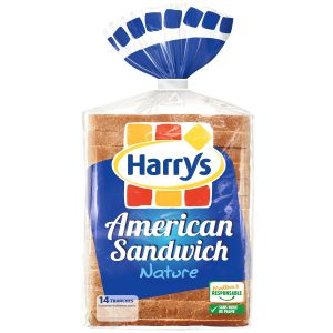 "Soft Bread ""American Sandwich"" Harry's"