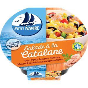 """Catalane"" Tuna Salad Petit Navire"