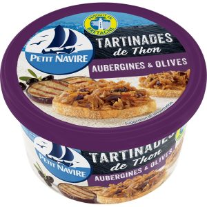 Tuna Spread With Olives Petit Navire