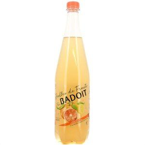 Sparkling Drink Grapefruit & Lemon Badoit