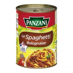 Bolognaise Spaghetti Panzani