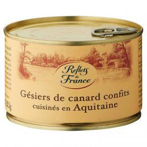 Candied Duck Gizzards Reflets De France
