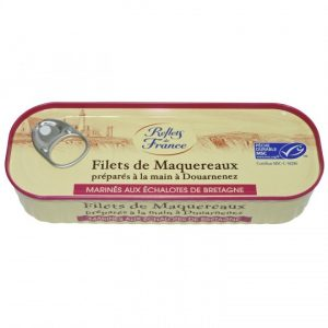 Marinated Mackerel With Shallots Reflets De France