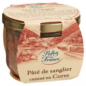 Wild Boar Pâté From Corsica Reflets De France
