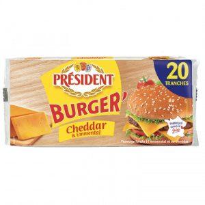 "Cheddar ""Croque Monsieur"" Cheese Président"