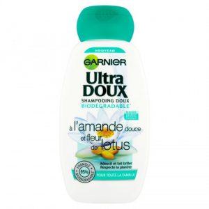 "Sweet Almond & Lotus Shampoo ""Ultra Doux"""