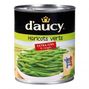 Very Fine Green Beans D'Aucy